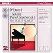 Mozart: Great Piano Concertos Vol. 1 - Mitsuko Uchida ...