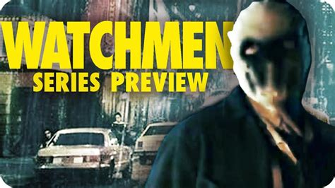 watchmen series preview