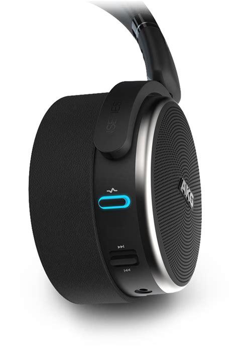 akg headphones noise wireless cancelling bluetooth ear n60nc sound canada avshop pro