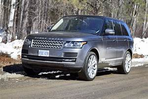 Test Drive  2015 Land Rover Range Rover Hse