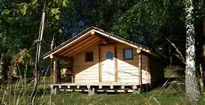 Location Insolite Cabane D39Emma Camping Cologique