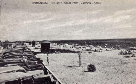 hammonasset state park madison ct postcardsnet