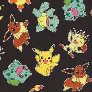 pokemon fleece fabric images