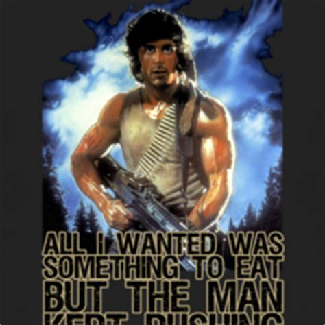 Rambo First Blood Quotes Quotesgram