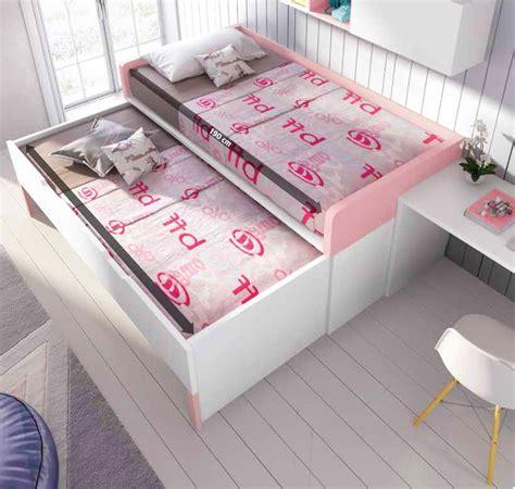 lit chambre fille chambre enfant fille avec lit gigogne glicerio so nuit