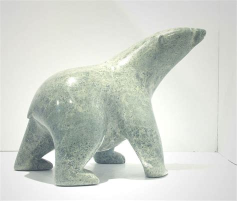 Soapstone Artists by Inuit The Painters