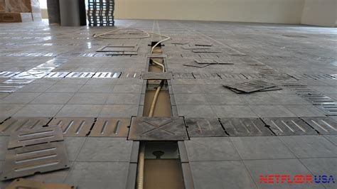 metal ceiling tile everything you need to about raised access floors