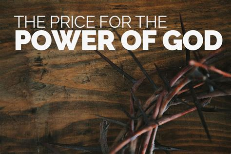 Price For The Power Of God Pfp 004