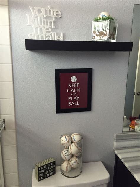 25 Best Ideas About Baseball Bathroom On Pinterest Boys