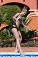 GEMMA ATKINSON in Bikini at a Pool in Puerto Banus 03/31 ...