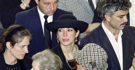 British socialite and Epstein's ex-girlfriend Ghislaine ...