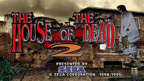 the house of the dead 2 walkthrough pc