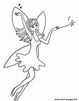 Wand Coloring Magic Princess Pages Fairy Printable Info Popular sketch template