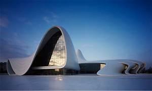 Zaha Hadid Bauwerke : zaha hadid heydar aliyev ~ Frokenaadalensverden.com Haus und Dekorationen