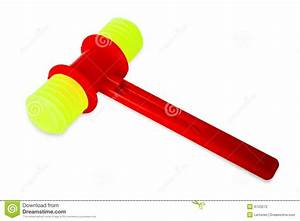 Hammer Musical Toy Stock Photography - Image: 9743272
