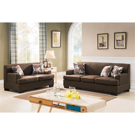 2 piece sofa set container modern fabric 2 piece sofa and loveseat set