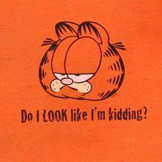 29 Best garfiel... Tangerine Character Quotes
