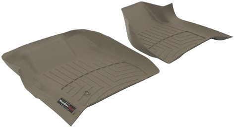 Weathertech Floor Mats F250 by Floor Mats For 2008 Ford F 250 And F 350 Duty