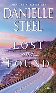 Lost And Found  A Novel  Book By Danielle Steel  Mass