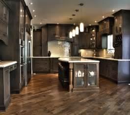 hardwood floors cabinets best 25 dark kitchen cabinets ideas on pinterest dark cabinets dark kitchen cabinets ideas