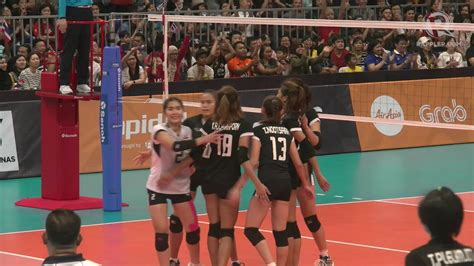 sea games  ph  thailand womens volleyball