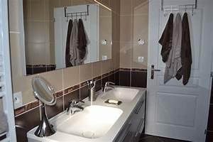 salle de bain marron et beige photo 4 7 3513781 With salle de bain grise et beige