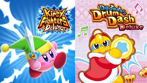 Two New Kirby Games Available Now