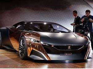 Peugeot Onyx 25 Coolest Cars At The Paris Auto Show