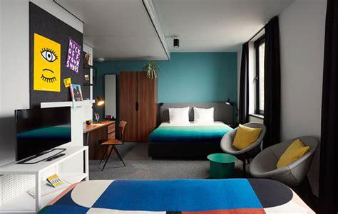 chambre hotel design deco chambre hotel design