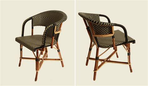 chaise drucker chaise de bistrot pour la maison 92 photo maison