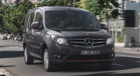 Check specs, prices, performance and when the mercedes citan was first announced there were more than a few raised eyebrows. Mercedes Citan Tourer Gets New 1.5L Diesel From Renault, Red Design Pack | Carscoops