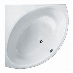 Baignoire D Angle 135x135 : baignoire d 39 angle prima royan 135x135 ~ Edinachiropracticcenter.com Idées de Décoration