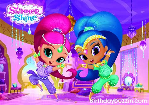 shimmer and shine l free printable shimmer and shine placemats birthday buzzin