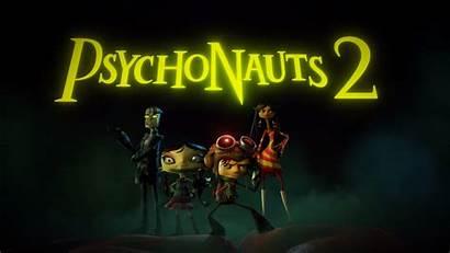 Psychonauts Backgrounds