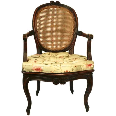 chaise cabriolet louis xv louis xv carved and caned fauteuil en cabriolet circa 1750 for sale at 1stdibs