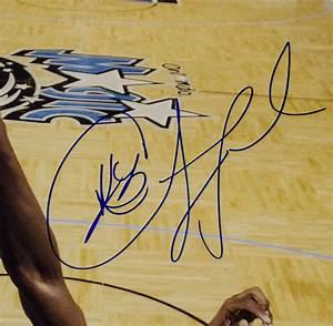 Lot Detail - Chris Paul Autograph Lot: Signed Jersey, 5 ...