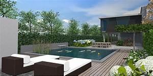 cad gis software fur erfolgreichen garten und landschaftsbau With französischer balkon mit garten 3d software
