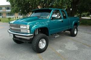 Sell Used 1993 Custom Chevy Silverado 1500 Z71 4x4 In