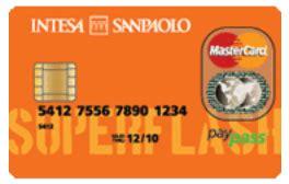 banco napoli intesa san paolo carta di credito 187 visa