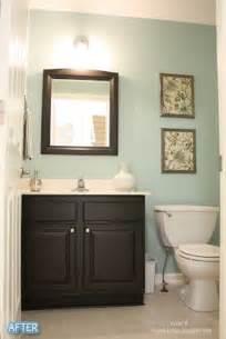 cute redo for small bathroom bathroom pinterest