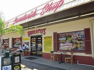 brocato39s sandwich shop tampa restaurant bewertungen With katzennetz balkon mit hotels near busch gardens tampa