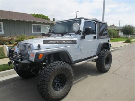 2006 jeep wrangler 4 door 2006 jeep wrangler sport sport utility 2 door 4 0l
