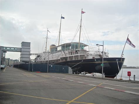 Boat Sales Edinburgh by Visitors Flock To Visit Royal Yacht Britannia As It S