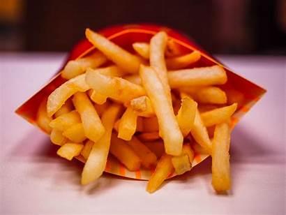 Fries French Mcdonalds Recipes Mcdonald Het Ingredient