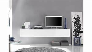 Tv Möbel Lowboard Weiß : tv lowboard primo wei echt hochglanz lackiert ~ Indierocktalk.com Haus und Dekorationen