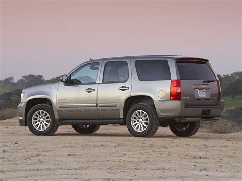 2012 Chevrolet Tahoe Hybrid  Price, Photos, Reviews