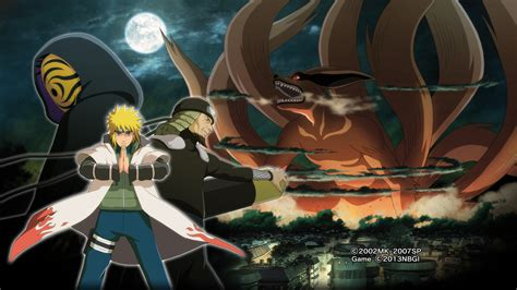 Naruto Ultimate Ninja Storm 3 Full Burst Wallpapers Hd