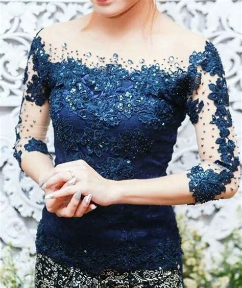 brokat ideas  pinterest kebaya dress kebaya