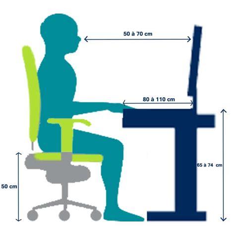 bonne posture au bureau ergonomie au travail guide d ergonomie de votre poste de