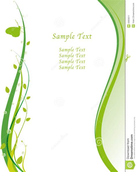 green plans go green concept design stock illustration illustration of biodiversity 20859211